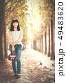 女性 女の人 女の写真 49483620