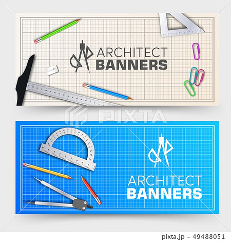 Architect wood table banners project 49488051