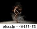 ダンサー バンテージ 体操選手の写真 49488453