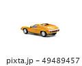 自動車 白バック 車の写真 49489457