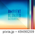 set of vector blurred backgrounds. 49490209