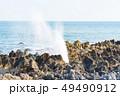 気仙沼 岩井崎 潮吹き岩 三陸復興国立公園 観光地 49490912