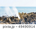 気仙沼 岩井崎 潮吹き岩 三陸復興国立公園 観光地 49490914
