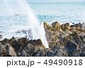 気仙沼 岩井崎 潮吹き岩 三陸復興国立公園 観光地 49490918
