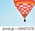熱気球 49497376
