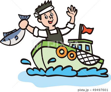 漁師 49497601