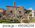 At Roman Forum, Rome, Italy 49506208