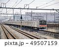 武蔵野線 電車 列車の写真 49507159