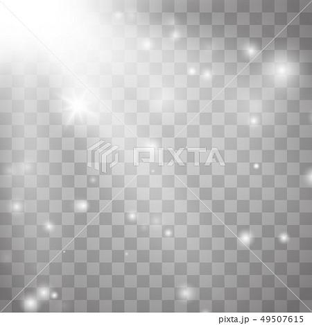 Sunlight lens flare light 49507615