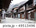 奈良井宿の町並み 49513496