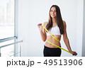 女性 メス 計量の写真 49513906