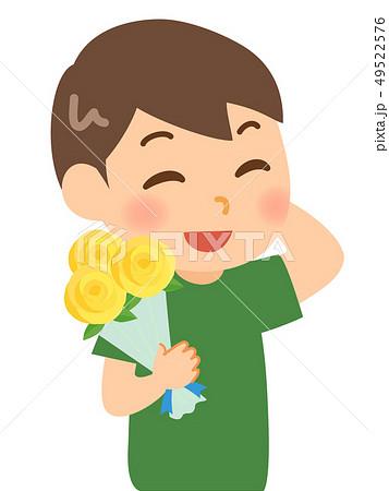 父の日 お父さん 薔薇の花束 49522576