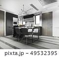 備品 キッチン 厨房のイラスト 49532395