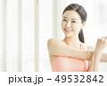 若い女性 女性 アジア人の写真 49532842
