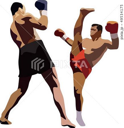 ボクシング 49534175