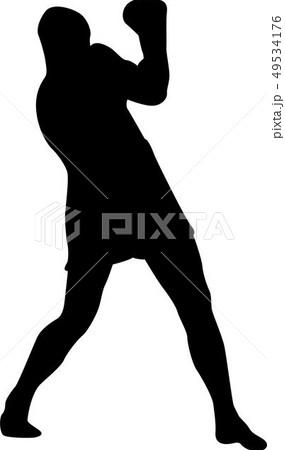 ボクシング 49534176