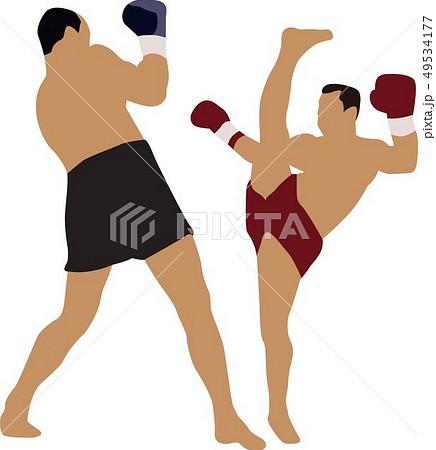 ボクシング 49534177