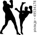 ボクシング 49534178