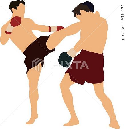 ボクシング 49534179