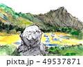 平ヶ岳(タマゴ岩) 49537871