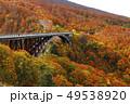 10月 城ヶ倉大橋-紅葉の八甲田- 49538920