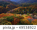 10月 城ヶ倉大橋からの展望-紅葉の八甲田- 49538922