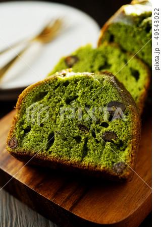 宇治抹茶のパウンドケーキ 49543022
