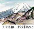 塔ノ岳より望む富士山 49543097