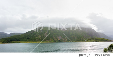 Beautiful scandinavian landscape, Norway. 49543890