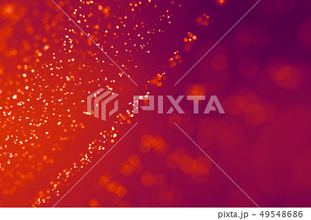 Glitter lights abstract defocused background 49548686