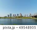 多摩川と武蔵小杉 49548935