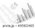 ビジネスイメージ グラフ 49562465