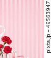 背景-カーネーション-母の日-ピンク-ストライプ 49563947