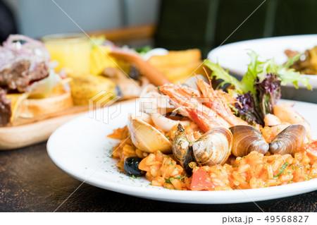 魚介類 シーフード 海の幸 49568827