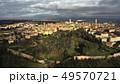 Aerial shot of the city of Siena. Tuscany, Italy 49570721
