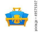 アンティーク 宝 宝物のイラスト 49575307