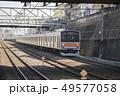 武蔵野線 電車 列車の写真 49577058