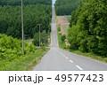 風景 道 道路の写真 49577423