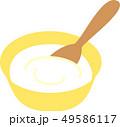 ヨーグルト 49586117