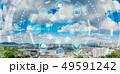 ソーシャルネットワーク ネットワーク インターネットの写真 49591242
