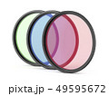 Colorful photographic filters 49595672