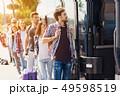 バス 旅 旅行の写真 49598519