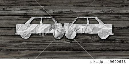 Car Crash Concept 49600658