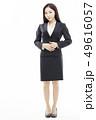 ビジネスウーマン 女性 女の写真 49616057