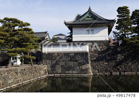 江戸城桔梗門 49617478