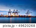 船舶 ポート 泊港の写真 49620268