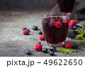 Fresh berry drink 49622650