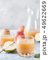 Fresh Pear Juice 49622669