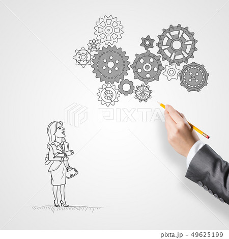 Business collaboration and organization 49625199