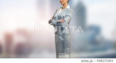 Confident business leader 49625364